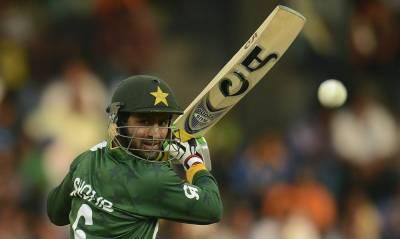 Shoaib Malik hits six sixes in six balls