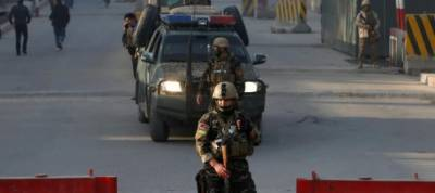 Six dead in suicide attack near Afghan Spy Agency