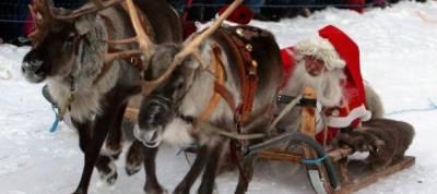 Swedish roofs can handle Santa's sleigh – if he's careful