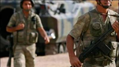 -Turkish Army three soldiers killed in a counter terrorism operation