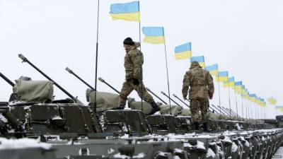 US to provide Ukraine with 'defensive' aid