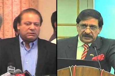 An unusual five hours long meeting between Nawaz Sharif, NSA Naseer Janjua