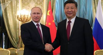 China Russia vow to enhance strategic partnership in 2018