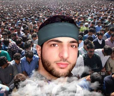 Facebook quizz: Martyred Burhan Wani emerges as Kashmiris hero
