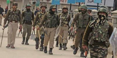 Five Indian soldiers killed, injured in police training center attack in occupied Kashmir