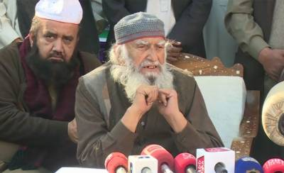 Pir Hameeduddin Sialvi unleashes his future course of action