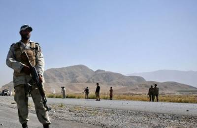 Two soldiers martyred in security forces operation against terrorists