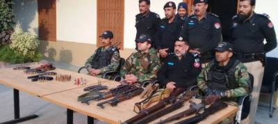 30 suspects rounded up in Charsadda