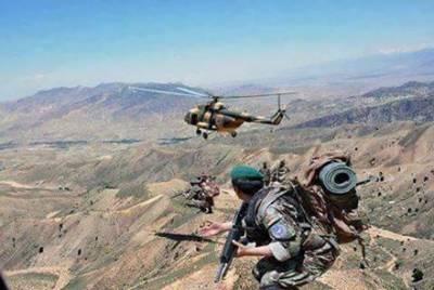 Afghan Forces claim killing 65 Daesh terrorists
