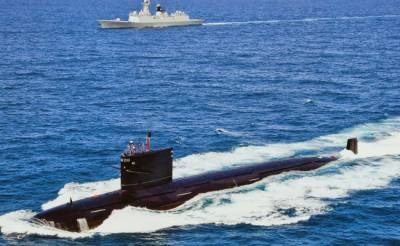 China's new underwater submarine surveillance network in Indian Ocean stuns US, India
