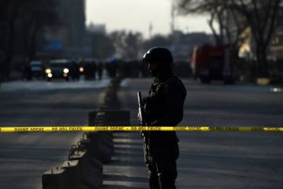 Explosion reported in Kabul city targeting police