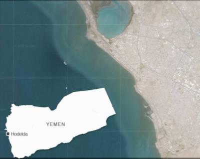 In Yemen, 23 killed in airstrikes in Hodeida City