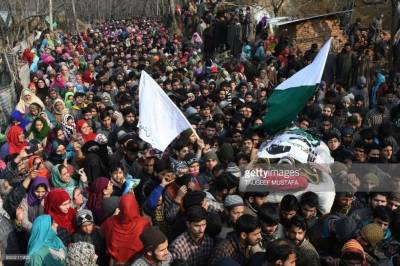 Sacrifices of Kashmiri youth eulogized