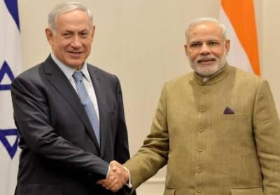 Senior BJP leader seeks US Israel support against Pakistan