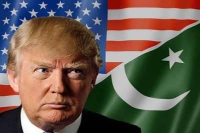 US India nexus against Pakistan China behind Trump's tweet
