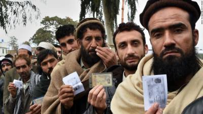Afghan Refugees stay in Pakistan extended for 30 days