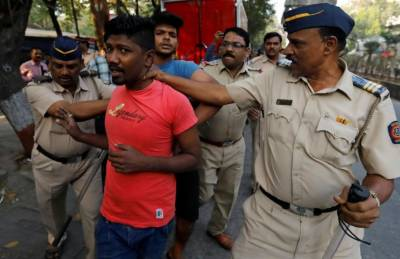 Caste violence in India; Dalit protests cause disruptions in India's financial capital Mumbai