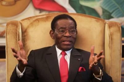 Clashes in Equatorial Guinea