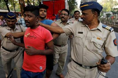Hindu extremists, Dalits clash in India, riots erupt