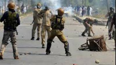 Indian Forces launch massive crackdown in occupied Kashmir