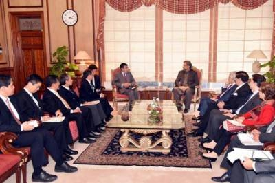Japan appreciates Pakistan efforts in war against terrorism in the region