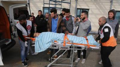 Palestinian youth martyred in occupied West Bank