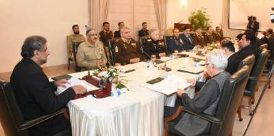 Parliament's National Security Committee meeting held in Islamabad