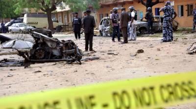 Suicide attack kills 11 in Nigeria