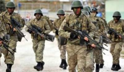 Turkish Police raids to arrest 58 serving Army officials over Gulen terror network links