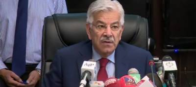 US has entered a blind alley in Afghanistan, says Kh Asif