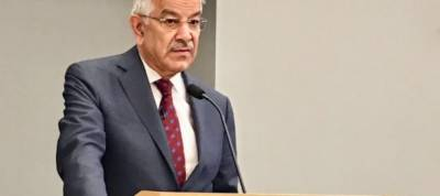 We destroyed our economy to please US, says foreign minister Kh Asif