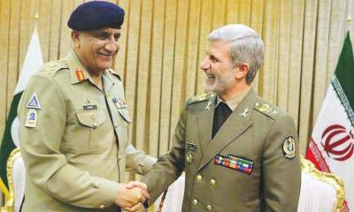 Iran offers Pakistan close defence and military collaboration