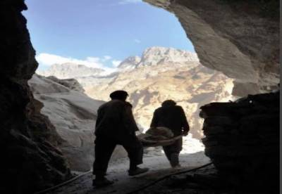 Afghan Taliban receiving entire funds of mining and minerals in northern province