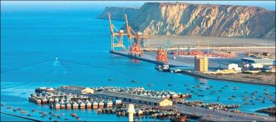 Britain expresses strong desire to join CPEC