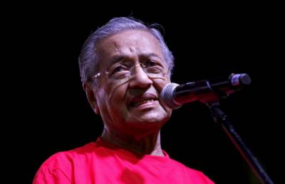 Former Malaysian PM Mahatir Mohammad named opposition candidate for Premiership