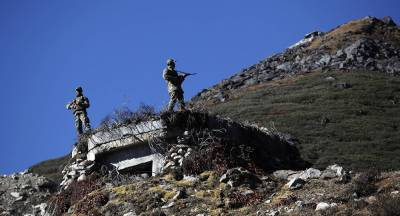 India China militaries yet another face off on border, reports Russian media