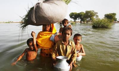 Pakistan's climate change sufferings amount to Rs 400 billion