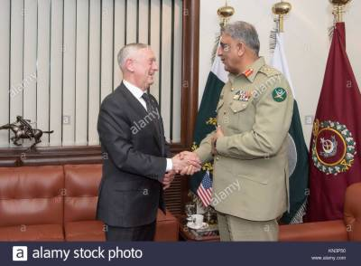 Pentagon in touch with Pakistan Military, reveals Mattis