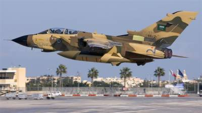 Yemeni Army claims shooting down Saudi coalition Tornado fighter jet
