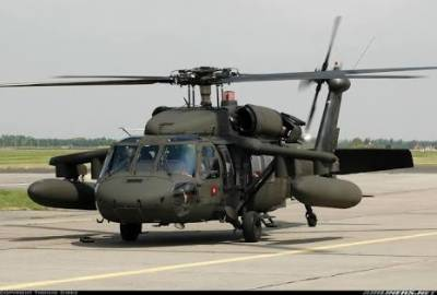Another US Military helicopter makes crash landing