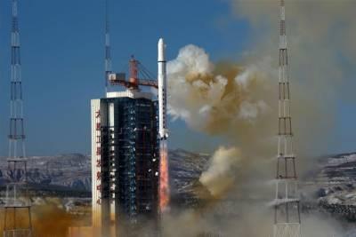China launches pair of remote sensing satellites