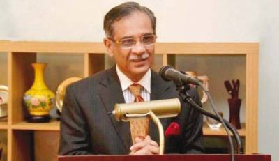 CJP takes notice of conditions of government hospitals in Karachi