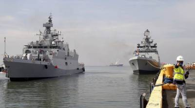 Fear of China in Indian Ocean, Indian Navy to buy 12 minesweepers warships
