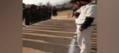 Four arrested for playing Pak national anthem at cricket match in Kashmir