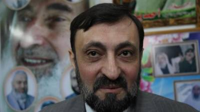 Hamas founding leader gets gunshot wound to the head