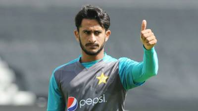 Hasan Ali makes a new record, this time in batting