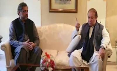 Nawaz Sharif discuss new Balochistan government formation with PM, Achakzai