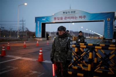 North Korea, South Korea hold official talks