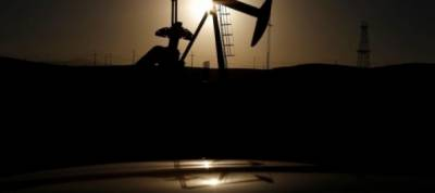 Oil prices edge up on lower US rig count, but below recent highs