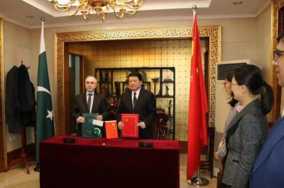 Pakistan China enhance cooperation over foreign affairs